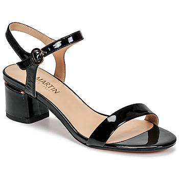Shoes Women Sandals JB Martin MALINA E20 Black