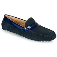 Shoes Women Loafers JB Martin TABATA E20 Marine