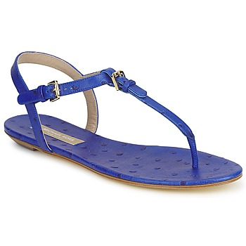 Shoes Women Sandals Michael Kors FOULARD Blue