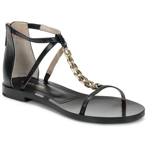 Shoes Women Sandals Michael Kors ECO LUX Black