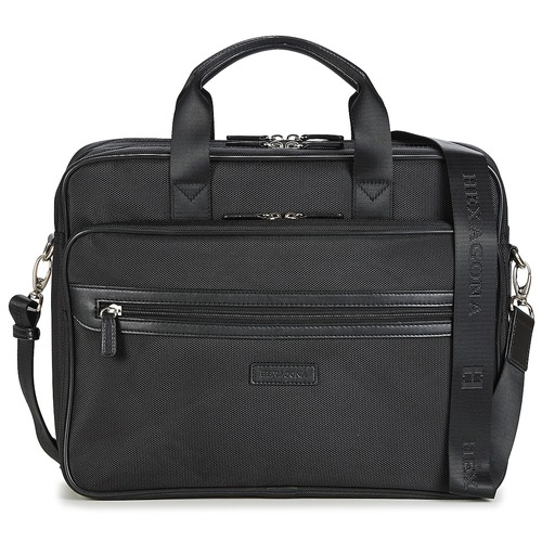 Bags Men Briefcases Hexagona PORTDOCE Black
