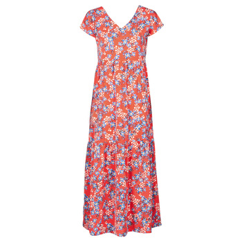 material Women Long Dresses Betty London ODE Red / Multicolour
