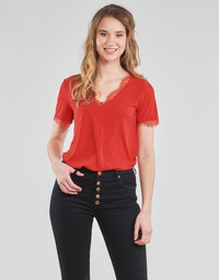 material Women Blouses Moony Mood OTUIDE Red