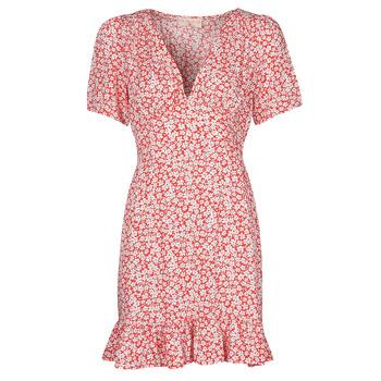 material Women Short Dresses Moony Mood ONIPE Red