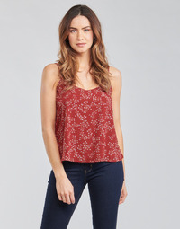 material Women Blouses Moony Mood OPALE Red