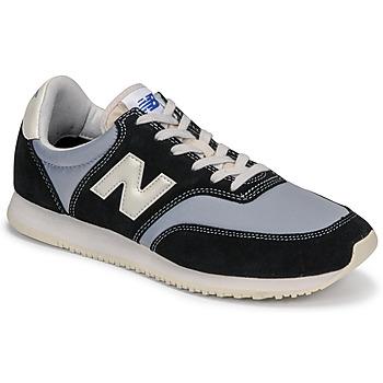 Shoes Men Low top trainers New Balance 100 Blue / Black