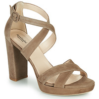 Shoes Women Sandals NeroGiardini TOPAZ Taupe