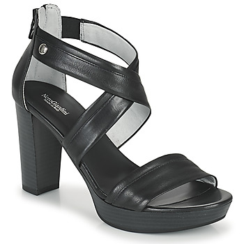 Shoes Women Sandals NeroGiardini KELAZ Black