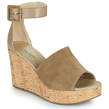 Shoes Women Sandals NeroGiardini NORWAY Taupe