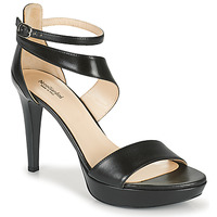 Shoes Women Sandals NeroGiardini FILOU Black