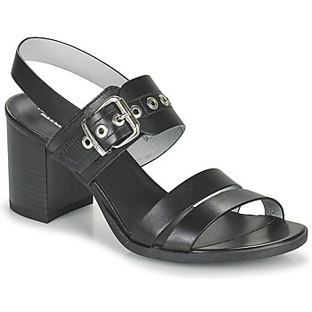 Shoes Women Sandals NeroGiardini GHILLO Black