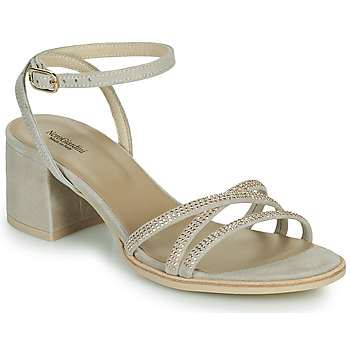 Shoes Women Sandals NeroGiardini EDDA Beige