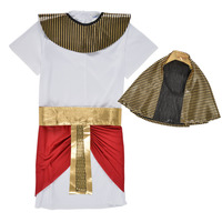 material Boy Fancy Dress Fun Costumes COSTUME ENFANT TOUTANKHAMON Multicolour
