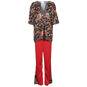 material Women Fancy Dress Fun Costumes COSTUME ADULTE FLOWER BEETLE Multicolour