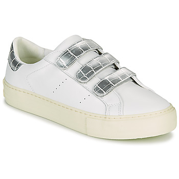 Shoes Women Low top trainers No Name ARCADE STRAPS White