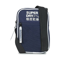 Bags Pouches / Clutches Superdry SPORT POUCH Blue