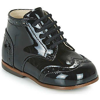 Shoes Girl High top trainers Little Mary LORD Black