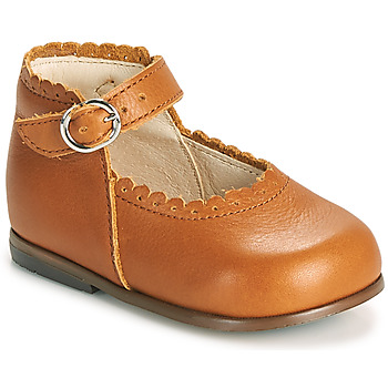 Shoes Girl Ballerinas Little Mary VOCALISE Brown