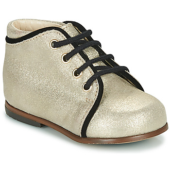 Shoes Girl High top trainers Little Mary MEGGIE Silver