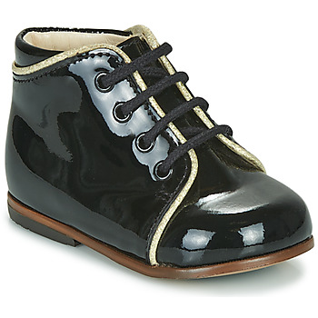 Shoes Girl High top trainers Little Mary MEGGIE Black