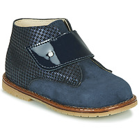 Shoes Girl High top trainers Little Mary JANYCE Blue