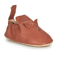 Shoes Children Slippers Easy Peasy BLUBLU RENARD Brown