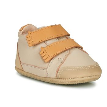 Shoes Children Slippers Easy Peasy IRUN B Beige