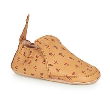 Shoes Children Slippers Easy Peasy BLUBOOTIES Brown