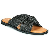 Shoes Women Mules Vanessa Wu ANELLE Black