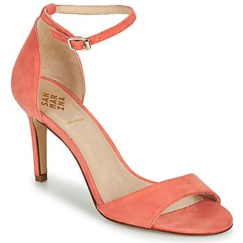 Shoes Women Sandals San Marina ARLANA/VEL Pink