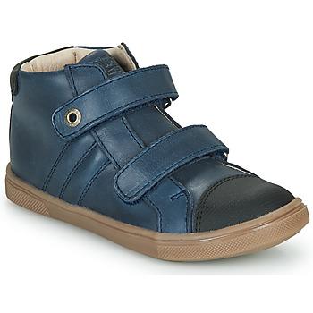 Shoes Boy High top trainers GBB KERWAN Blue
