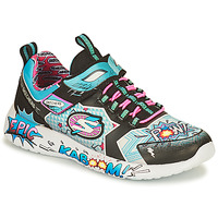 Shoes Women Low top trainers Skechers DYNAMIGHT/HERO STATUS Multicolour