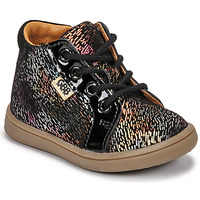 Shoes Girl High top trainers GBB FAMIA Black