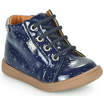 Shoes Girl High top trainers GBB FAMIA Blue