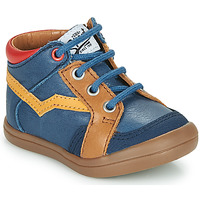 Shoes Boy High top trainers GBB ASTORY Blue