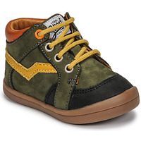 Shoes Boy High top trainers GBB ASTORY Green