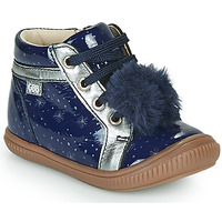 Shoes Girl High top trainers GBB ISAURE Blue