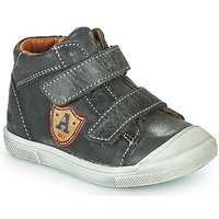 Shoes Boy High top trainers GBB LAUREL Grey