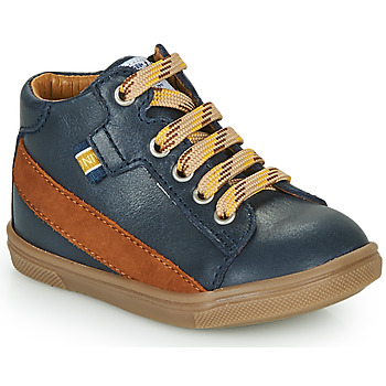 Shoes Boy High top trainers GBB WESTY Blue