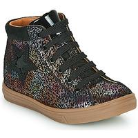 Shoes Girl High top trainers GBB TADEA Multicolour