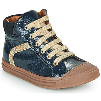 Shoes Girl High top trainers GBB VIVENA Blue