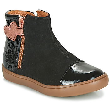 Shoes Girl Mid boots GBB OKITA Black