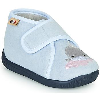 Shoes Children Slippers GBB APOCHOU Blue