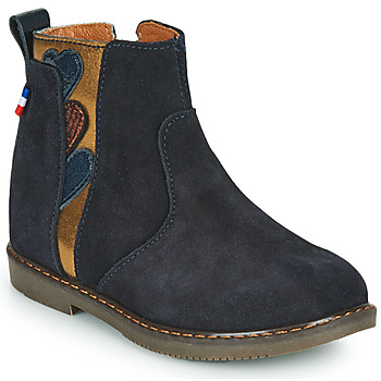 Shoes Girl Mid boots GBB JEANNETTE Blue