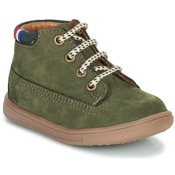 Shoes Boy High top trainers GBB JEANNOT Green