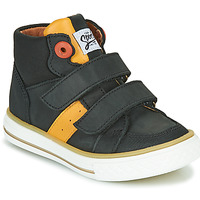 Shoes Boy High top trainers GBB KIMMY Black