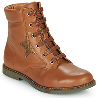Shoes Girl High top trainers GBB JAMILA Brown