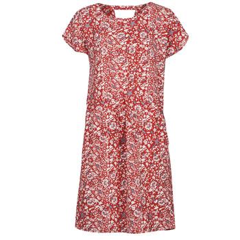 material Women Short Dresses Only ONLNOVA Red