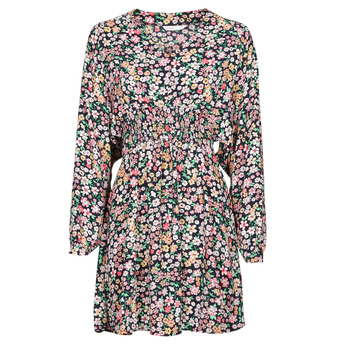 material Women Short Dresses Only ONLTAMARA Marine / Multicolour