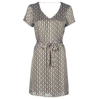 material Women Short Dresses Only ONLMADDI Kaki